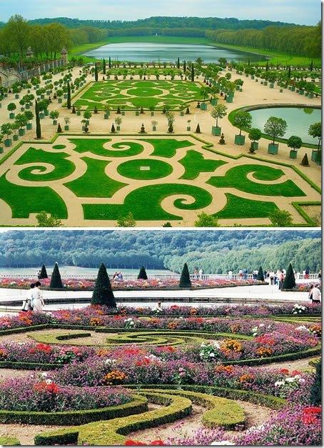 Версай, Франция