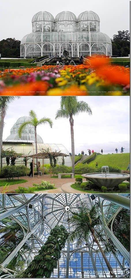 Бразилска ботаническа градина