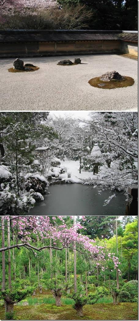 Рьоанджи, Япония